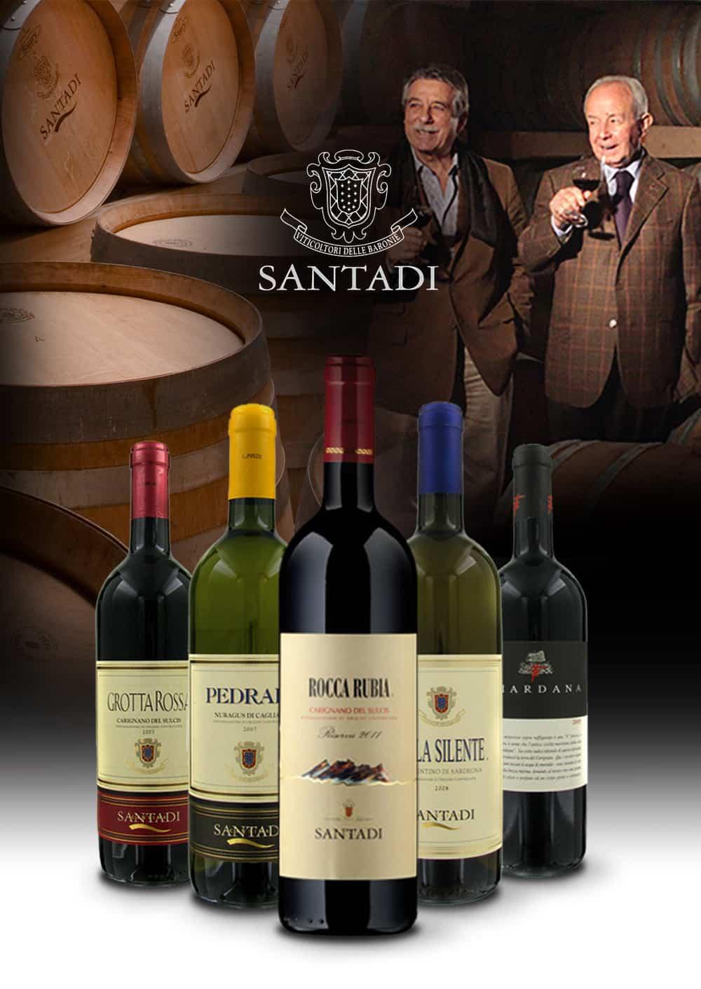 Weine aus Sardinien
