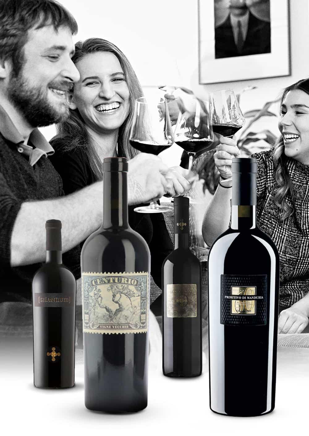Der Dolce Vita Wein