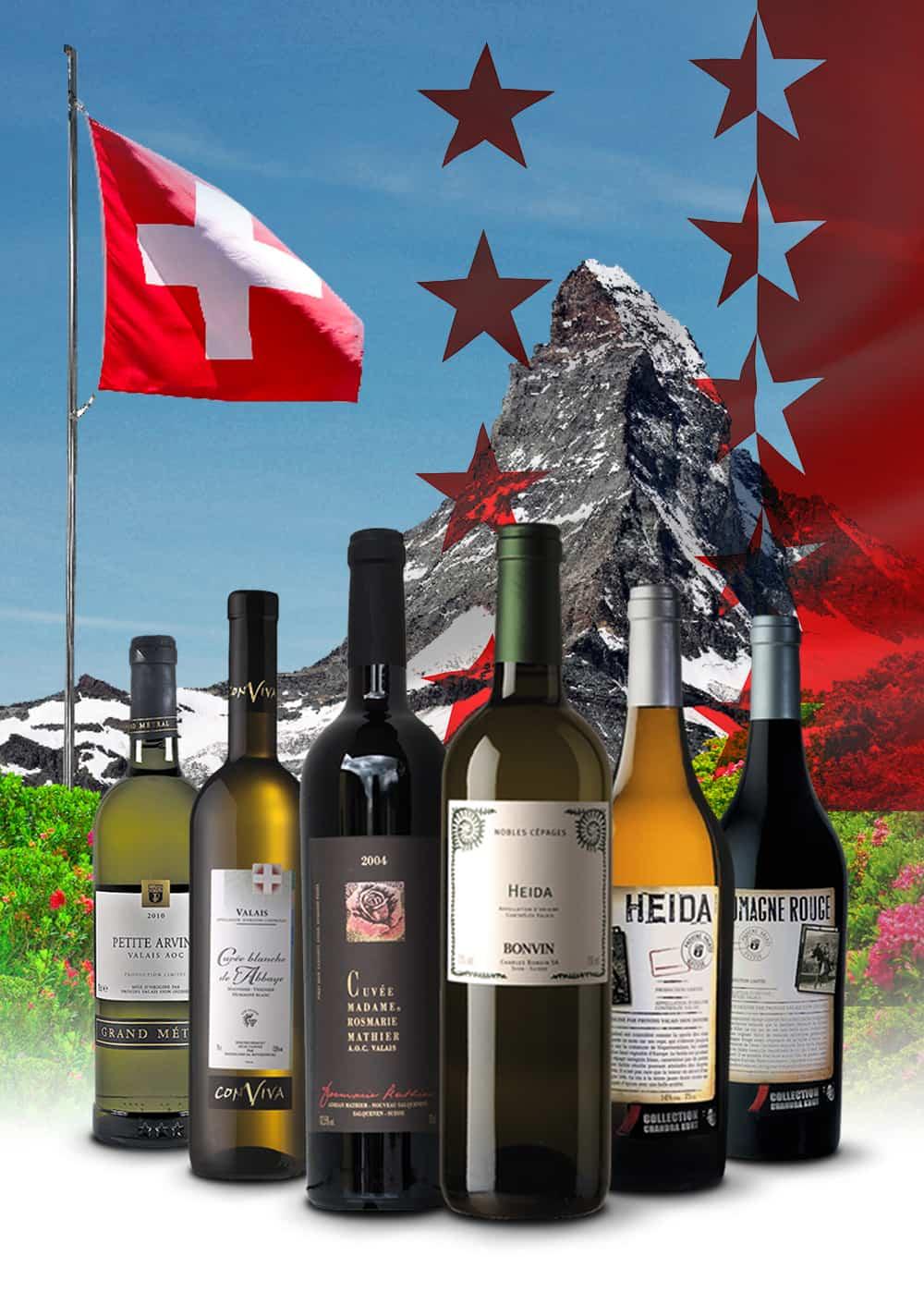 Wein aus den Bergen